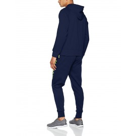 TRACKSUIT GIVOVA KING BLUE/YELLOW NEON