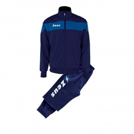 TRACKSUIT ZEUS apollo YELLOW ROYAL/ BLUE