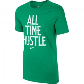 T-SHIRT MAN NIKE M NSW TEE ALL TIME HUSTLE - 834711-324