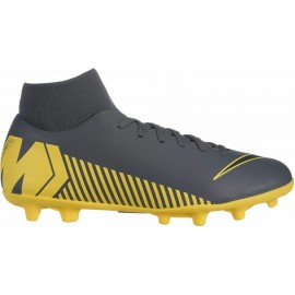 SCARPE UOMO CALCIO NIKE MERCURIAL SUPERFLY 6 CLUB FG/MG - AH7363-070