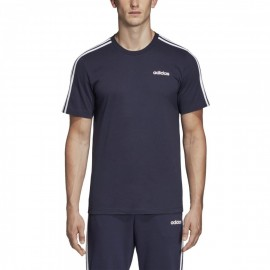 T-SHIRT HERREN ADIDAS ESSENTIALS 3-STIPES - DU0440