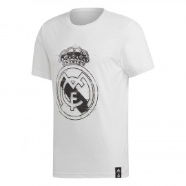 T-SHIRT HERREN ADIDAS REAL MADRID DNA GRAPHIC TEE - DP5191