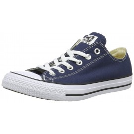 ZAPATOS CONVERSE ALL STAR OX BLU BASSE - M9697C