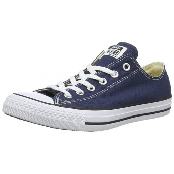 premium selection 56d32 de7ca man shoes CONVERSE ALL STAR OX BLU BASSE - M9697C