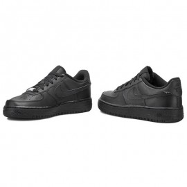 SHOES NIKE AIR FORCE 1 (GS) - 314192-009