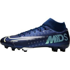 SHOES FOOTBALL NIKE SUPERFLY 7 ACADEMY MDS FG/MG - BQ5427-401