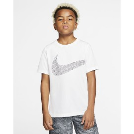 T-SHIRT BAMBINO NIKE TRAINING - CJ7734-100