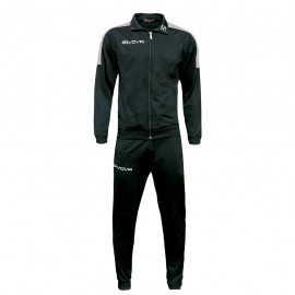 TRACKSUIT GIVOVA REVOLUTION BLACK / WHITE