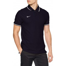 T-SHIRT UOMO NIKE POLO TEAM CLUB 19 SS - AJ1502-010