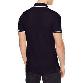 T-SHIRT HOMBRE NIKE POLO TEAM CLUB 19 SS - AJ1502-010
