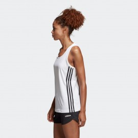 CANOTTA DONNA ADIDAS DESIGN 2 MOVE 3-STRIPES - DU2057