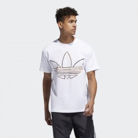 T-SHIRT UOMO ADIDAS WATERCOLOR TEE - ED6271