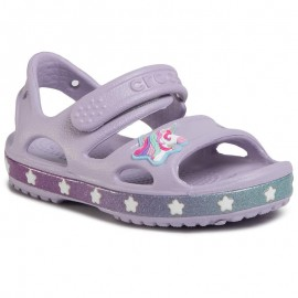 Schuhe CROCS FUN LAB UNICORN - 206366-530