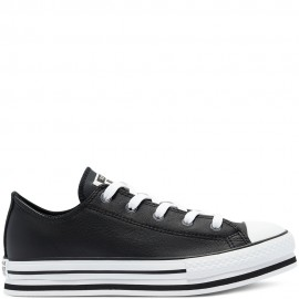 Schuhe CONVERSE ALL STAR LEATHER EVA PLATFORM - 669710C