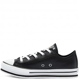 SCARPE CONVERSE ALL STAR LEATHER EVA PLATFORM - 669710C