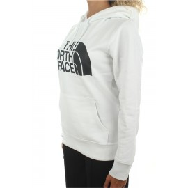 FELPA DONNA THE NORTH FACE STANDARD HOODIE - NF0A4M7CFN41