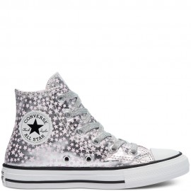 SCARPE BAMBINA CONVERSE CHUCK TAYLOR ALL STAR HIGH TOP - 669249C