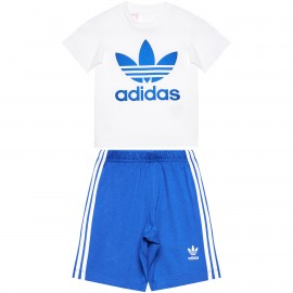 COMPLETINO BAMBINO ADIDAS SHORTS TEE SET- GD2626