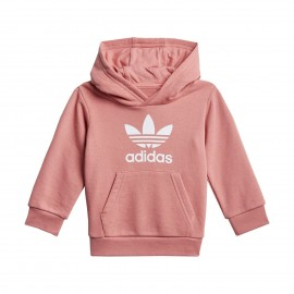 COMPLETINO BAMBINA ADIDAS TREFOIL HOODIE- GN8198