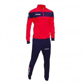 TRACKSUIT ZEUS MARTE YELLOW RED / BLUE