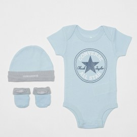 KOMPLETTES BABY CONVERSE BODY SET- LC0028-C1A